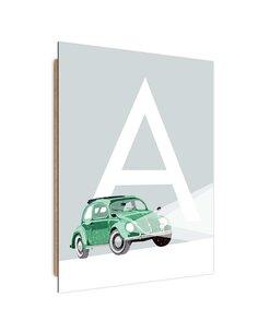 Tableau bois A as auto