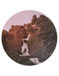 Tableau bois rocky peak
