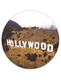 Tableau bois Hollywood hills