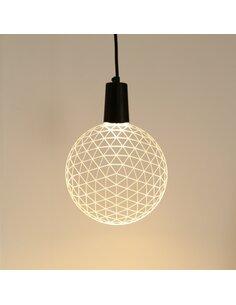 Applique Suspendue Bulbing BALL 3D Lumière Led