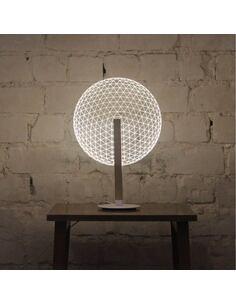 Lampe Bulbing BLOOM 3D Lumière Led