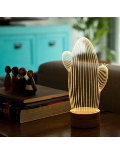 Lampe Bulbing CACTUS 3D À Lumières Led