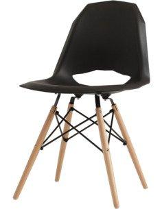 Chaise Match wood