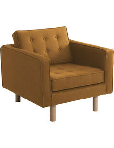 Fauteuil Topic wood