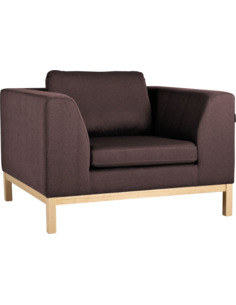 Fauteuil Ambient wood