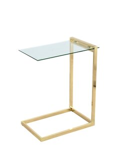 Table d'appoint Luciana 225   Kayoom   Clair, or