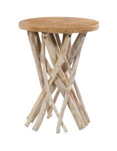 Table d'appoint Radix 125 | Kayoom | Bois clair