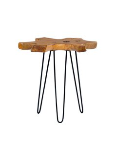 Table d'appoint Woodstock 125 | Kayoom | Clair, brillant