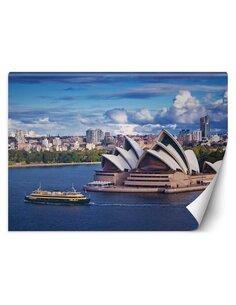 Papier peint Opéra de SydneyL | Feeby | Bleu