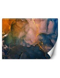 Papier peint Abstraction coloréeL   Feeby   Multicolore