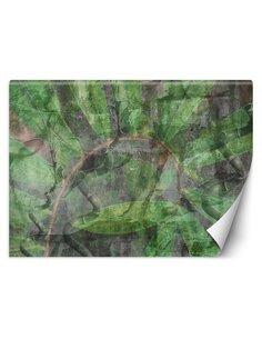 Papier peint Plantes tropicalesL | Feeby | Vert