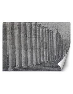 Papier peint Colonnes antiquesL | Feeby | Gris