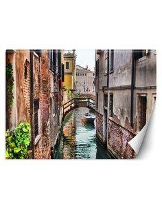 Papier peint VeniseL | Feeby | Marron