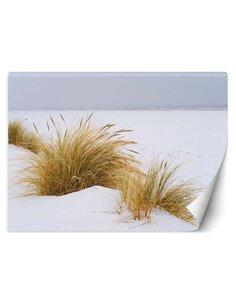 Papier peint Dunes sur sable doréL   Feeby   Beige