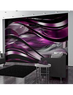 Papier peint adhésif Rêves de myrtilles   Artgeist   Violet, noir, nacré