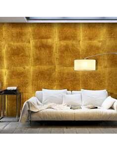Papier peint adhésif Cage d'or   Artgeist   Doré